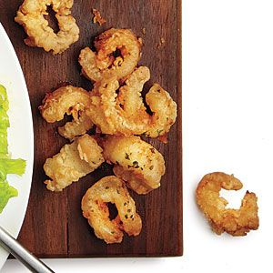 Splurge Choice: Fried Calamari - Healthy Italian Resturant Choices: Appetizers | Cooking Light - Cooking Light