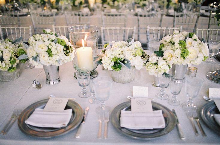 Black Tie Secret Garden Wedding