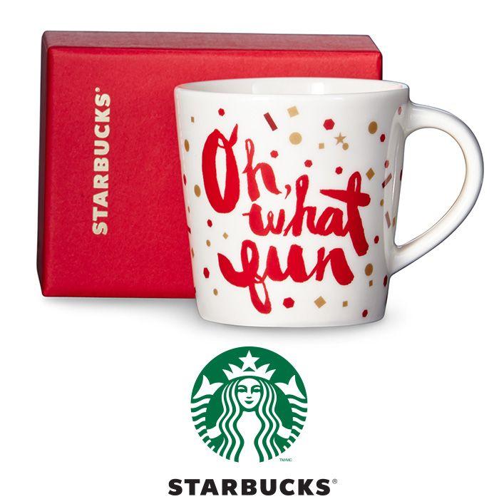 @starbucks Christmas Mug