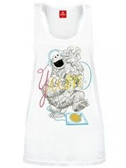 Camiseta Cookie Monster Yum