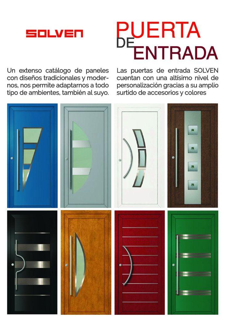 Ventanas Solven (@Ventanas_Solven) |  puerta de entrada solven  puerta de pvc  puerta en pvc kommeling