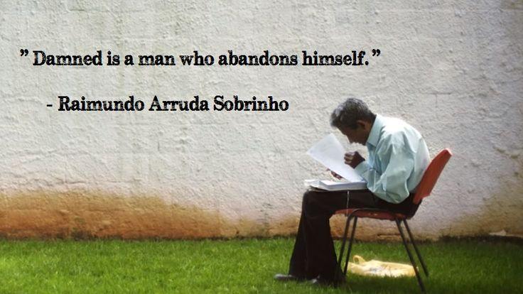 Raimundo Arruda Sobrinho, Brazilian poet