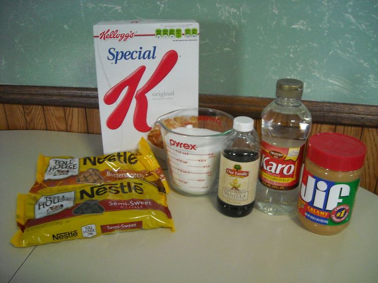 Special K Bars - instructable