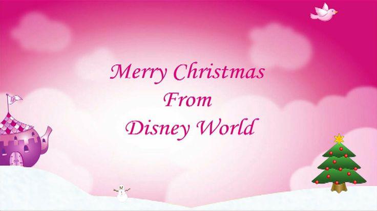 Princess Rosie: Merry Christmas from Disney World (+playlist)