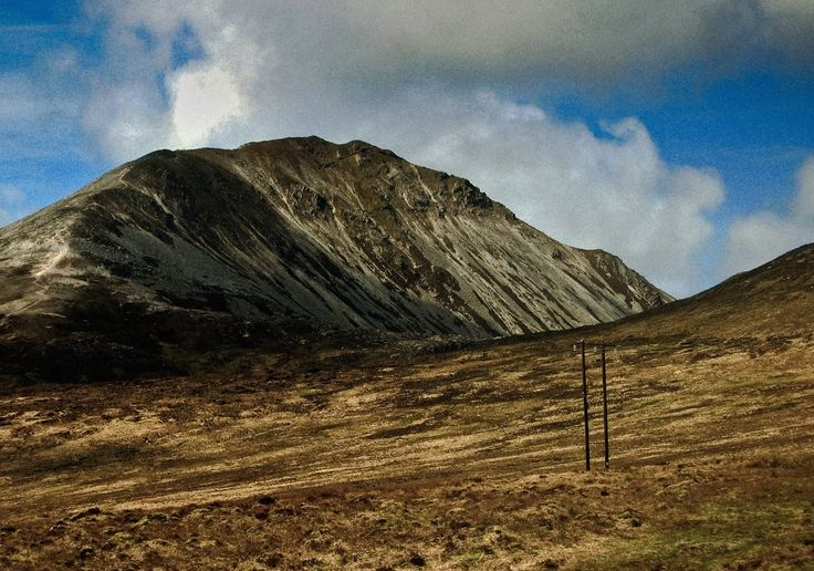 Hills of Donegal, Mount Errigal