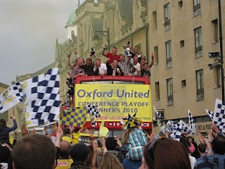 Conference play-off winners 2010.