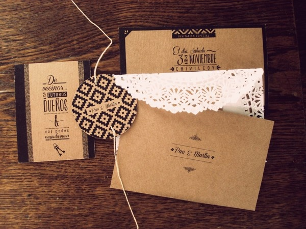 Boda by Salome Yebrin, via Behance