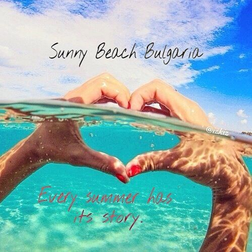 Sunny Beach, Bulgaria... went once, the only place I would never go back too..but again I'm glad I saw it. Stayed at the Queen Victoria Palace Hotel, beach lovely