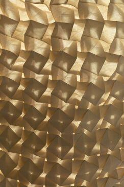 Pietro SEMINELLI Créateur textile, Plisseur, Maître d'Art 2006 - Galerie