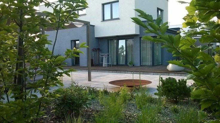 garden workshop - corten steel