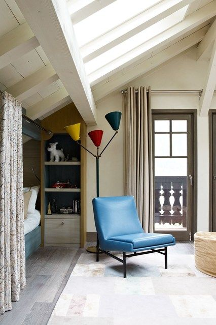 Turning an attic space into a chic extra room in your home?  See our stylish design ideas and top tips for making the most out of a loft conversion.