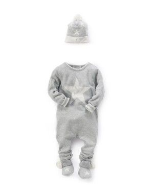 Star Knit Jumpsuit | Woolworths.co.za