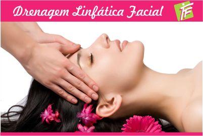 """Benefícios da #drenagem linfática facial:  *renova as células do rosto; *mantém a tonicidade e a nutrição celular; *promove rejuvenescimento facial; *estimula a circulação sanguínea; *descongestiona os seios da face (melhora sinusites e dores de cabeça); *promove efeito de """"lifting"""" facial; *relaxa e alivia o stress."""
