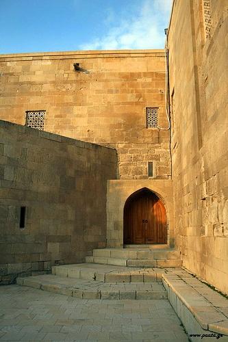 Palace of the Shirvanshahs in Baku, Azerbaijan
