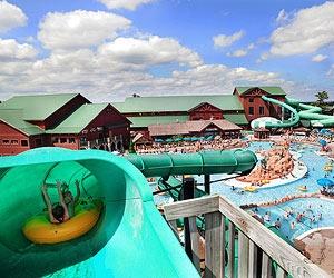Wisconsin Dells: Wilderness Resort