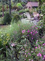 Частный сад семьи Вандекрайс-Фредерикс