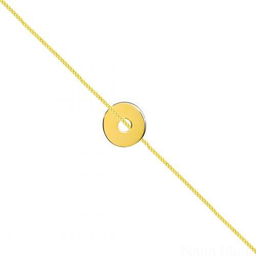 Kolekcja Zima 2015 - Karma - Gold #nanamarie #nanamarie_com #bracelet #bransoletka #winter #fashion #collection #jewelry #jewellery #accessories #2015 #bijou #inspiration #karma