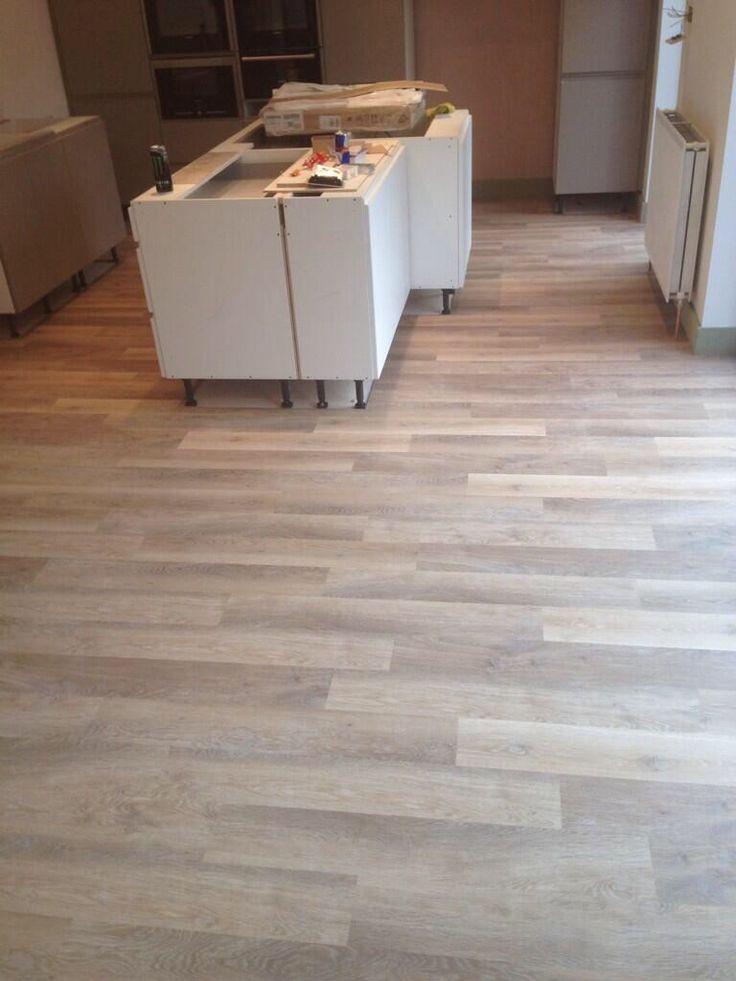 Karndean Knight Tile Lime Washed Oak Vinyl Flooring