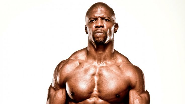 Terry Crews' Upper Body Workout | Muscle & Fitness