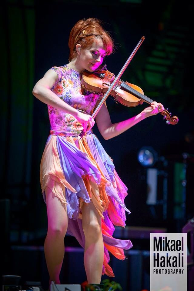 Beautiful Lindsey Stirling