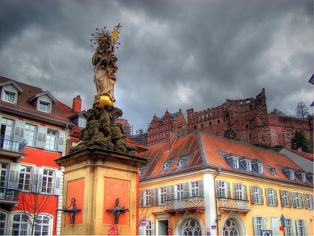 Heidelberg, Germany camilleee's hometown-esque