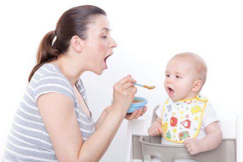 Vegetarische Ernährung bei Säuglingen und Kleinkindern