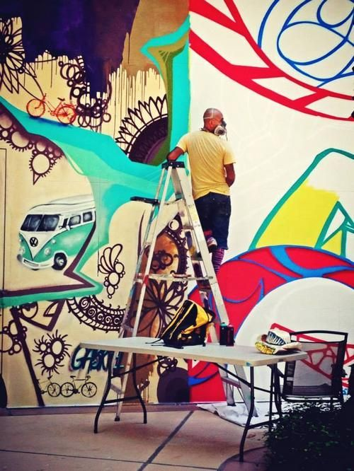 artist hangout w amanda browder