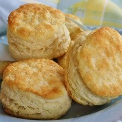 These are traditional hand-formed South Georgia biscuits as made by my family for generations.  Unlike most recipes, these biscuits are formed entirely by hand, not rolled and cut.  Once you master the technique, you can make them very quickly and will find the texture and appearance to be much better than rolled biscuits.