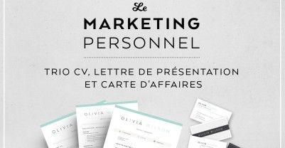 Se démarquer comme candidat: Le marketing personnel