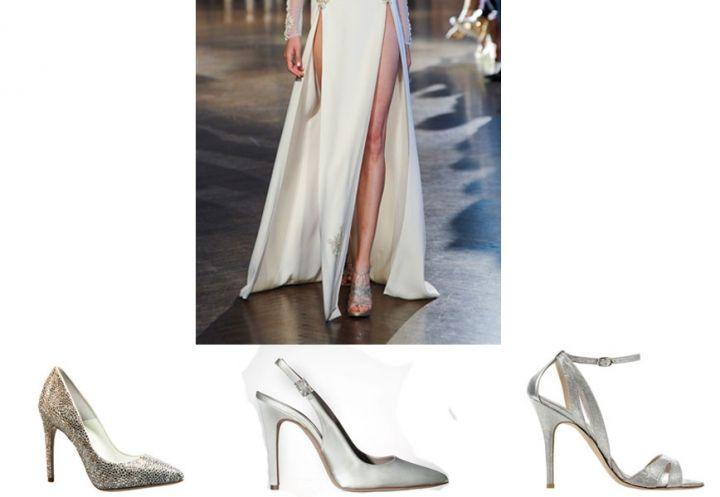 Tendenze scarpe per il giorno del sì: le nuove collezioni per la sposa presentano preziosi modelli da indossare anche dopo il giorno delle nozze