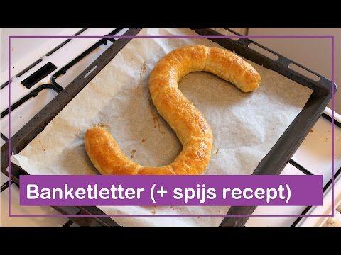 Banketletter (+ recept amandelspijs) - Foodgloss - YouTube