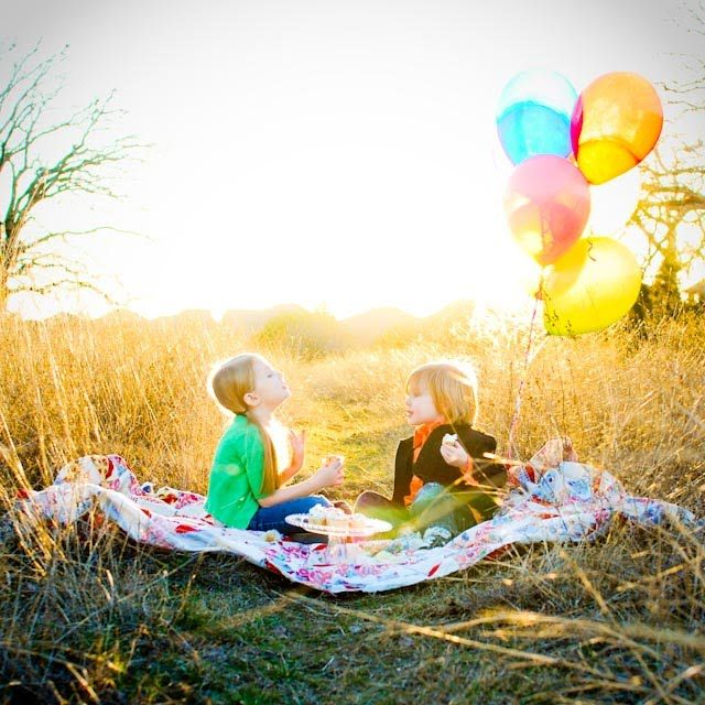 Kids--5 Way to Improve your Child Photography