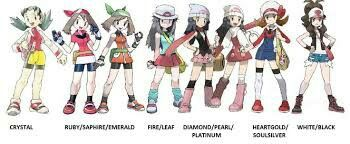 Female trainers
