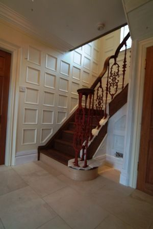 Entrance Hall Wall Panelling Lytham St Annes Made In The Uk