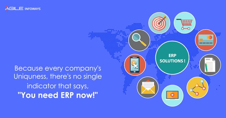 #AgileInfoways is reputed #ERP #solution #provider company having a strong command in delivering end-to-end online retail solutions
