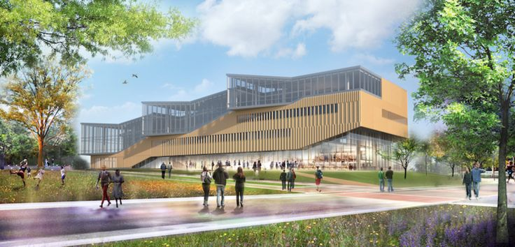 The Latest Plans For Kent State University S New Architecture