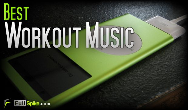 BEST WORKOUT MUSIC 2011-2012 - Click Here to see what Bodybuilders and Fitness enthusiasts are listening to while working out. -  BEST WORKOUT MUSIC by FullSpike.com
