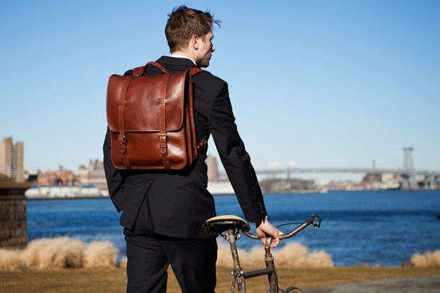 ビジネスバッグに新提案「リュック」。スーツ姿にフィットするおすすめリュック3選。 U-NOTE [ユーノート]
