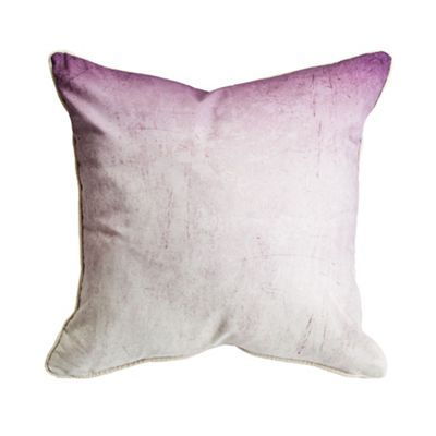 Graham & Brown Mulberry Ombre Cushion | Debenhams