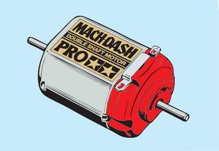 Mach-Dash Motor PRO