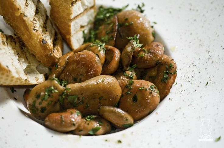 rydze na maśle / mushrooms in butter www.danielmisko.pl