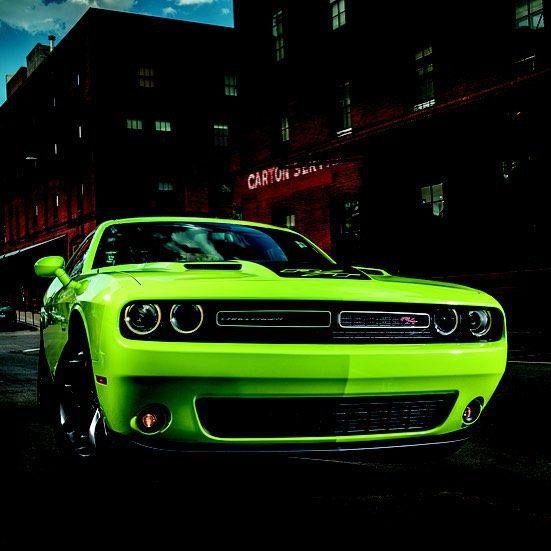 Take the streets. #Dodge #Challenger #DodgeChallenger