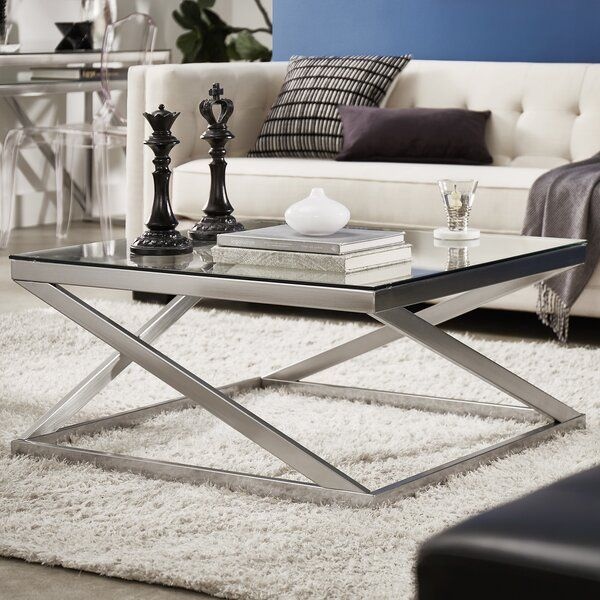 Add Strikingly Beautiful Modern Detail To Your Living Room With