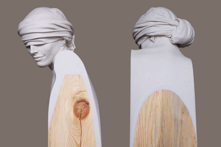 Edith César Orrico sculpture