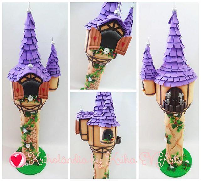 Torre #rapunzel #enrolados