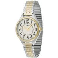Wmns Twotone Expansion Band Champagne Dial - Ladies - C3C367 by Carriage. $29.12. Wmns Twotone Expansion Band Champagne Dial - Ladies