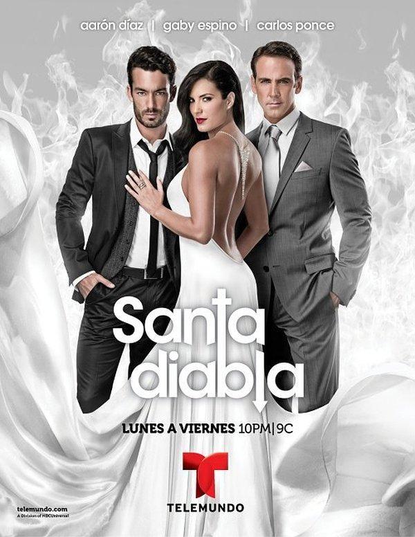 Santa Diabla (TV Series 2013- ????)