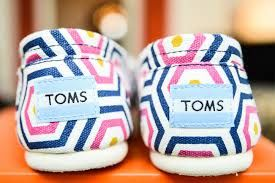 had got one and it is so good! toms shoes you can't miss!