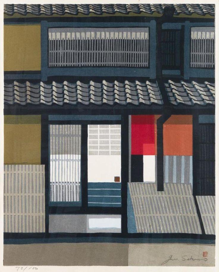JUNICHIRO SEKINO * Kyoto House.