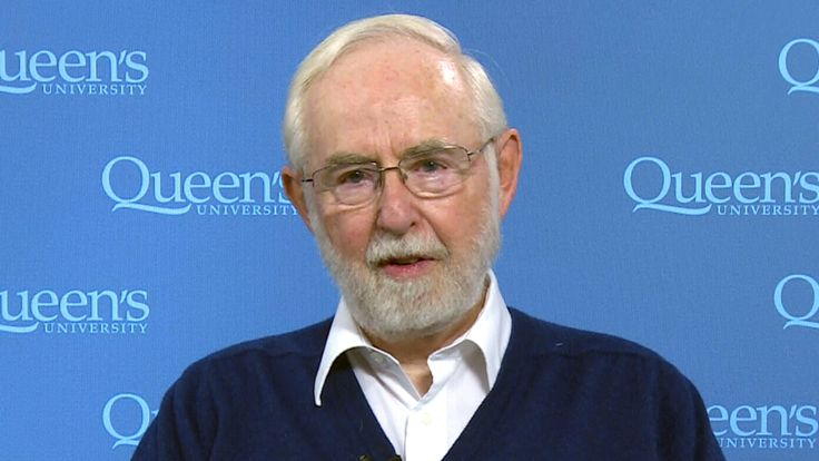 Canadian Arthur B. McDonald shares physics Nobel